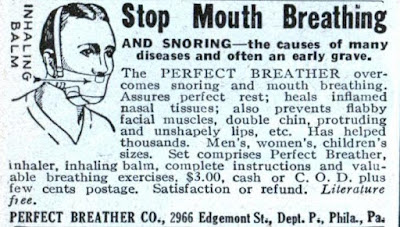 Stop Mouth Breathing