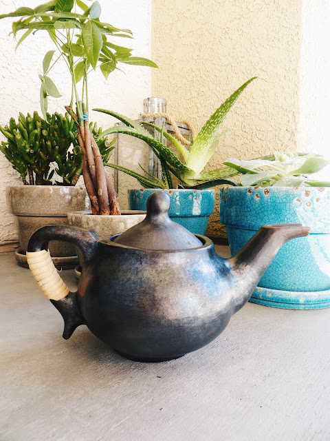 Terra Klay, Terra Klay Presley teapot, handmade, fair trade, conscious consumer