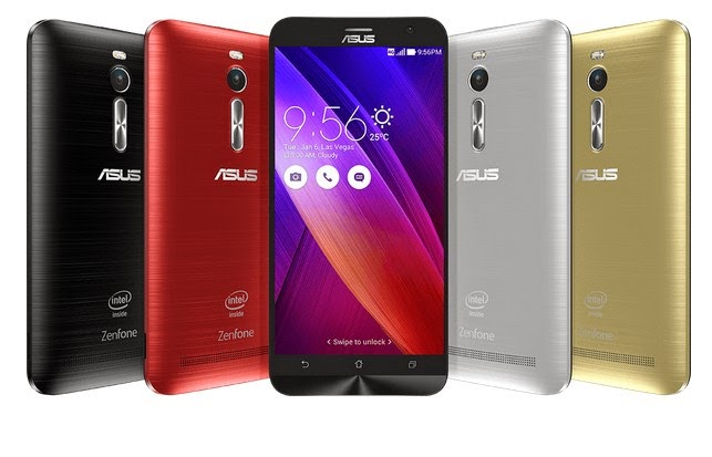 Image of Review dan Spesifikasi Asus ZenFone 2