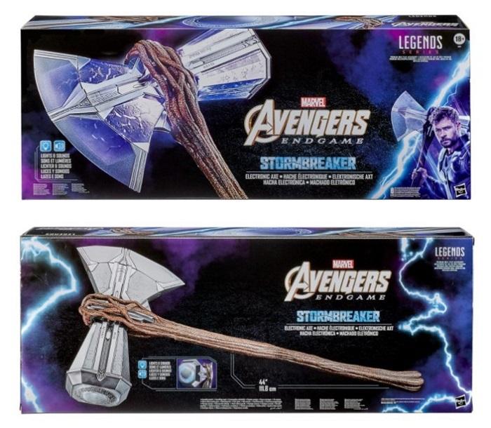 Hasbro Avengers Endgame Thor Stormbreaker Original Price Discount Code