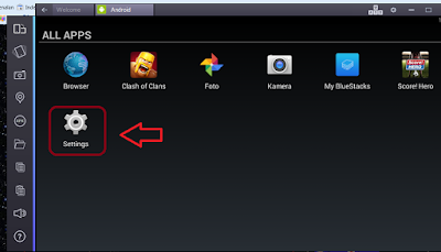 Akun BlueStacks