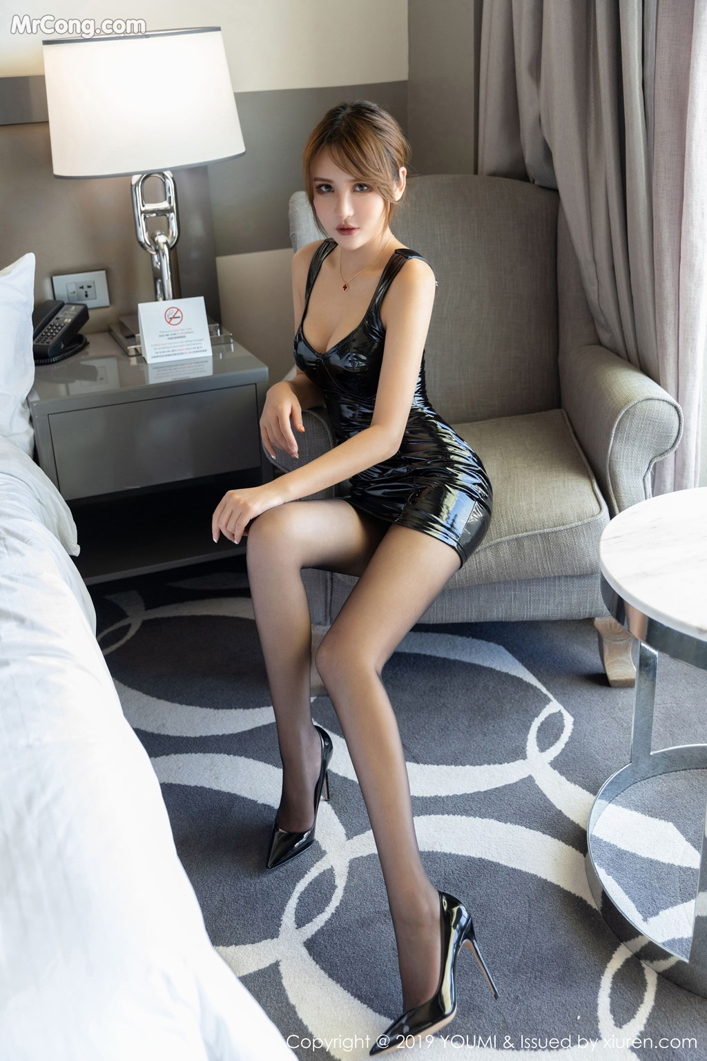 Image YouMi-Vol.338-Emily-MrCong.com-003 in post YouMi Vol.338: Emily顾奈奈 (41 ảnh)