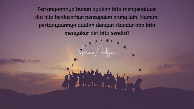 Quotes of the day, Motivasi Ambyar, Kesuksesan