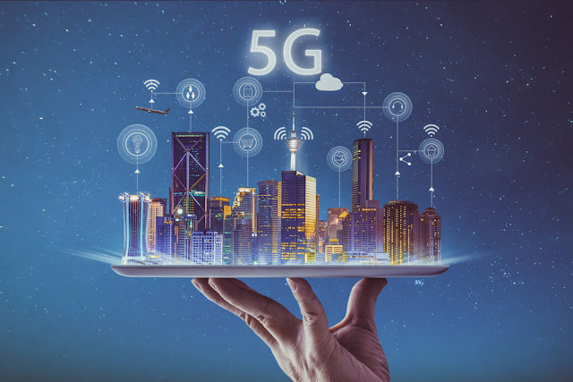 5G, verbinding, frequentie, evolutie, internet, data