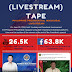 Philippine Presidential Inaugural Livestreams on YouTube and Now Facebook