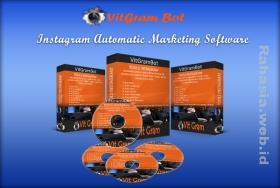 Tools Instagram Otomatis VitGrambot
