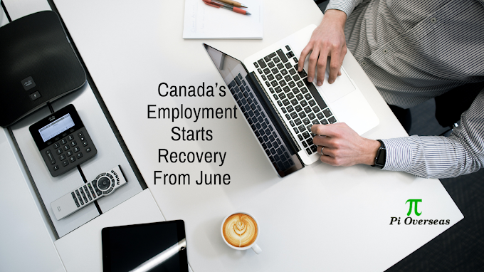 Canada's Employment Starts Recovery From June