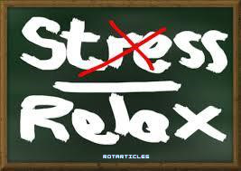 Stress - How to avoid stress