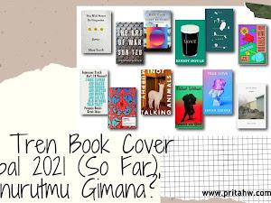 Riset Tren Book Cover Global 2021 (So Far), Menurutmu Gimana?