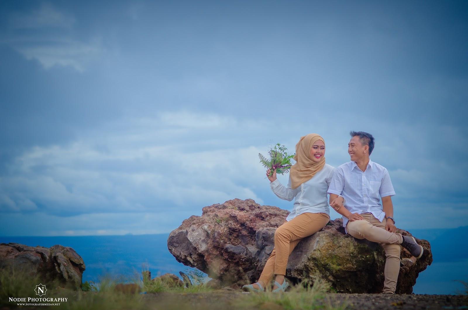 Foto Prewedding Jogja Dengan Lokasi Alam Dan Pegunungan: Prawedding Murah Di Medan
