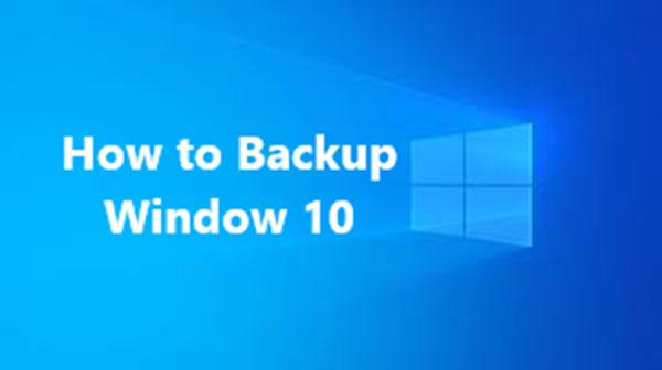 Backup Win10