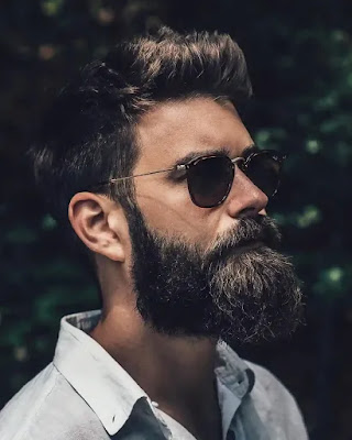 How to intensify beard hair