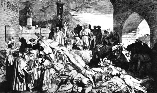 Đại dịch Covid-19: Người Ý đã quên mất sự khủng khiếp của dịch hạch