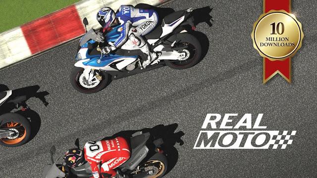 Real Moto Hileli APK - Sınırsız Para Hileli APK