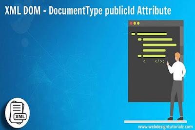 XML DOM - DocumentType publicId Attribute