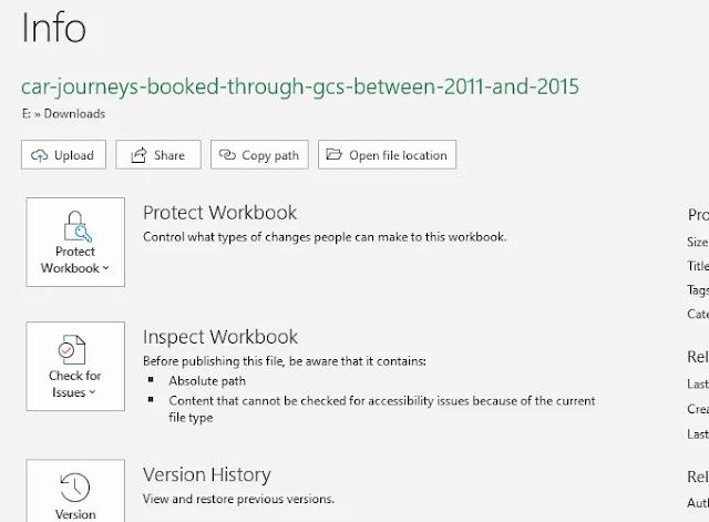 Protect Sheet Excel Menggunakan Tool Terintegrasi dari Excel