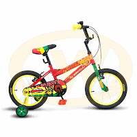 Sepeda Anak Wimcycle Reggae 16 Inci
