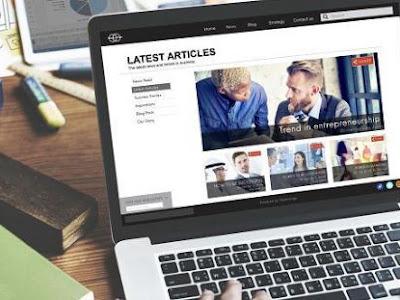 Cara Membuat Halaman Kontak di Blog