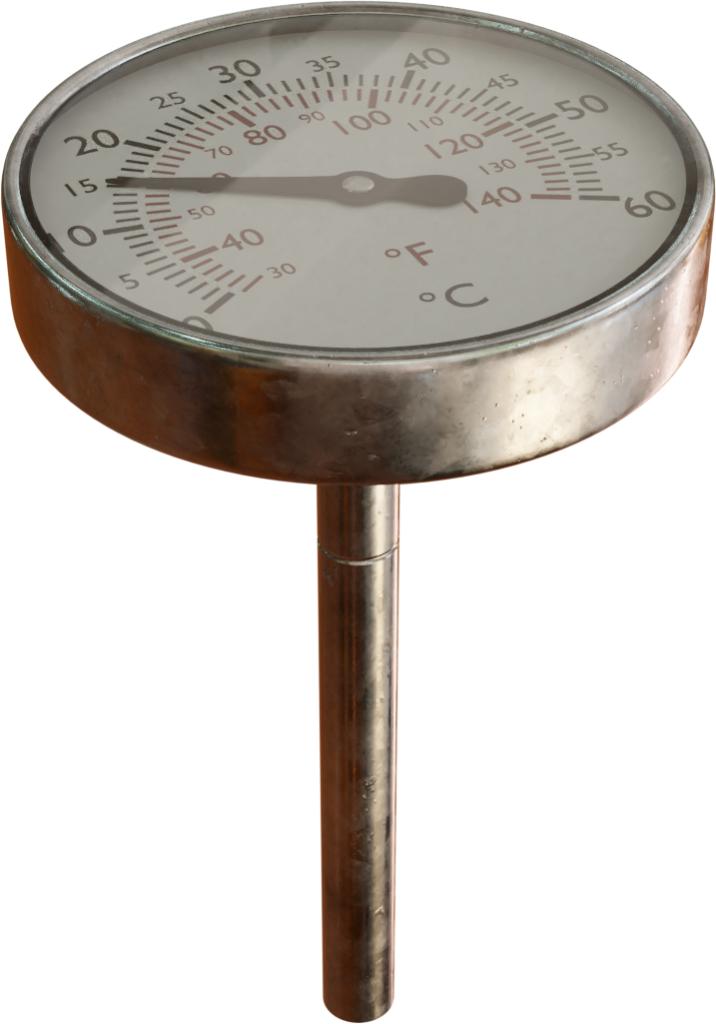 Cara Kerja Termometer Bimetal : kerja, termometer, bimetal, Bagaimana, Kerja, Termometer, Strip, Bimetal?, Sekolah007