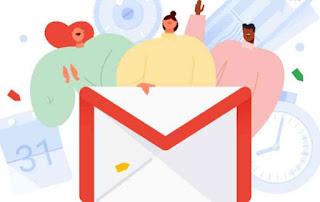Cara buat email gmail baru menggunakan browser hp android