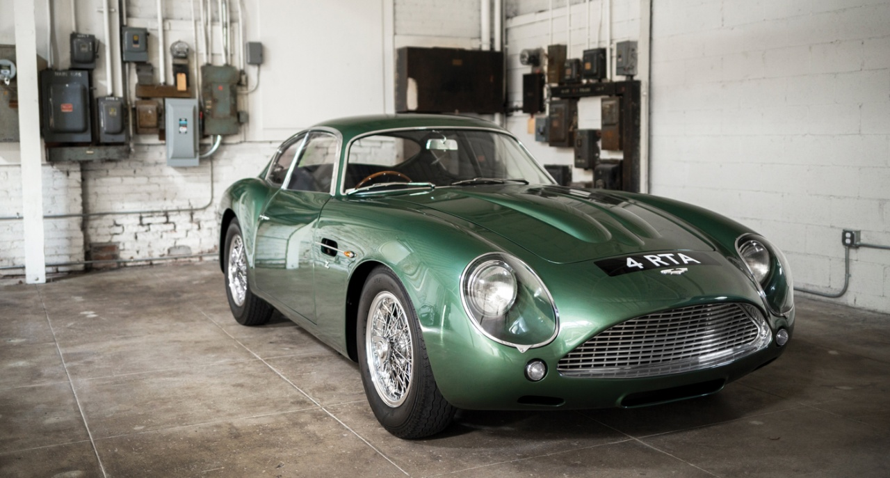 all classic cars nz aston martin db4 gt zagato. Black Bedroom Furniture Sets. Home Design Ideas