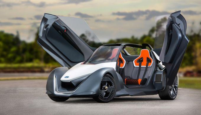 Berikut 5 Mobil Rendah Emisi Berdesain Super Mewah