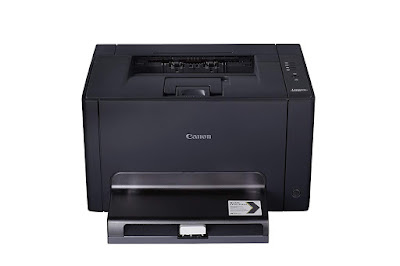 C too its tranquility performance become far the ideal desktop printer for small-scale or habitation purpose utilisation Canon i-SENSYS LBP7018C Driver Downloads