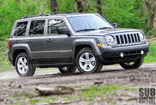 2012 Jeep Patriot Lattitude 4x4 - Subcompact Culture