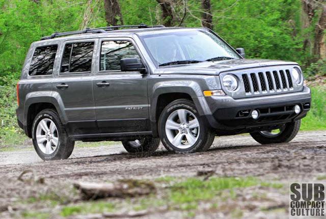 2012 Jeep Patriot Lattitude 4x4 - Subcompact Culture