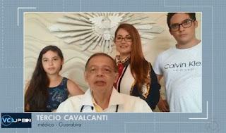 Famílias de Guarabira têm vídeos exibidos em telejornal da TV Globo