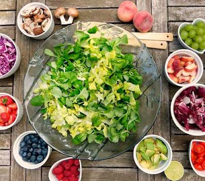 Alimentación sana según Joel Torres de Mundoenforma