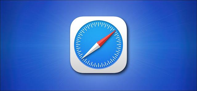 Apple iOS و iPadOS و macOS Safari Icon Hero