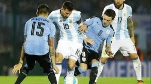 مشاهدة مباراة الأرجنتين وأوروجواي بث مباشر اليوم 18-11-2019 في مباراة ودية
