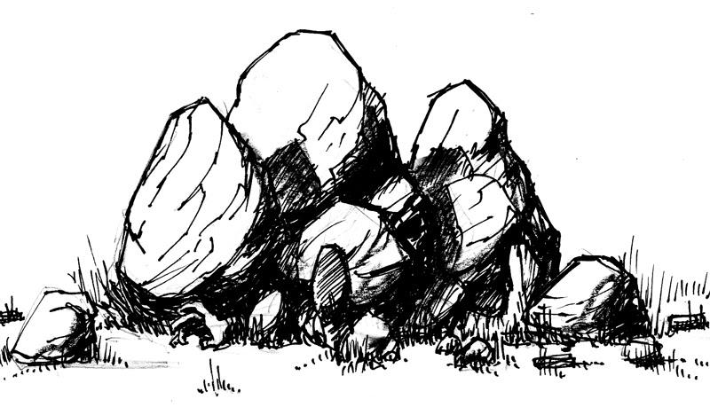 GIBLET BLIZZARD: Carrion Stones