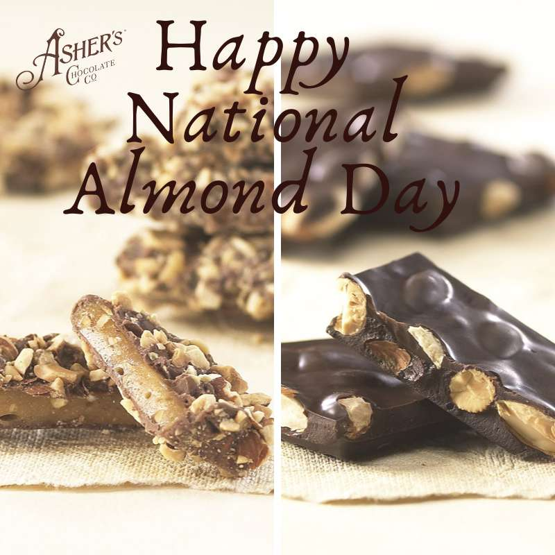 National Almond Day Wishes