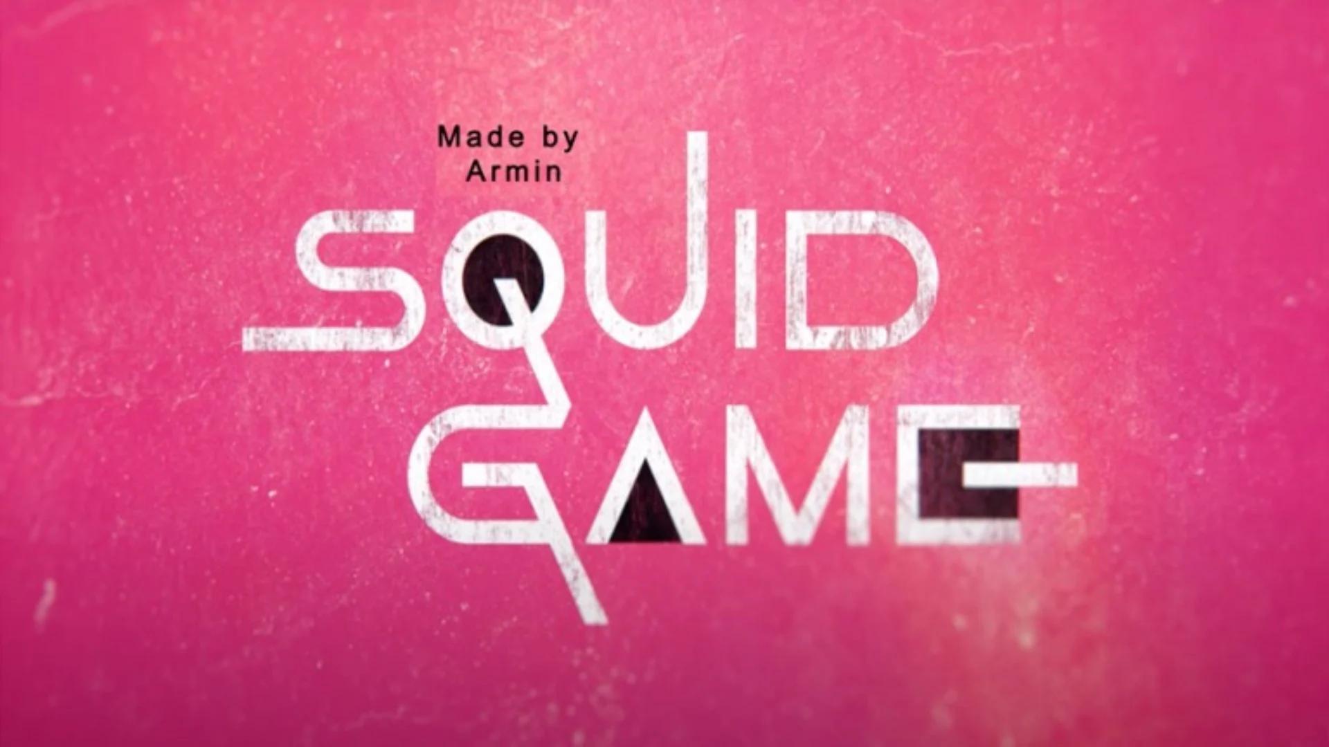 Raund 6 | Papel de Parede / Squid Game - Wallpaper