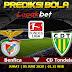 Prediksi Benfica Vs CD Tondela Jumat 05 Juni 2020