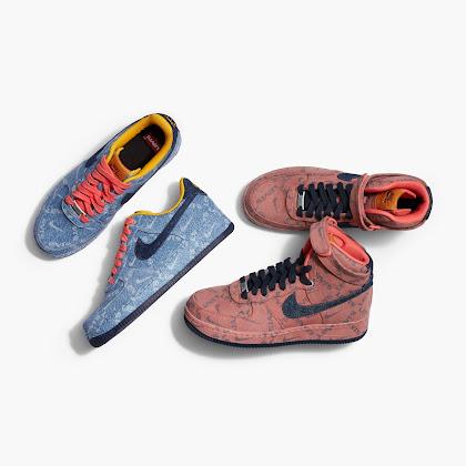 Nike X Levi's