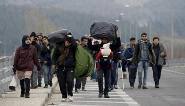 Οι Γερμανοί θα σφίξουν τα λουριά στο Προσφυγικό