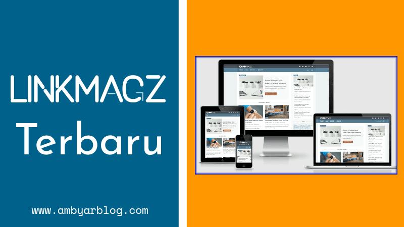 Template LinkMagz versi 1.5.0 Premium Gratis