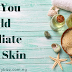 Why You Should Exfoliate Your Skin