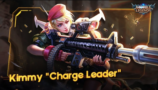 Build Item Hero Kimmy Paling Sakit Terbaru