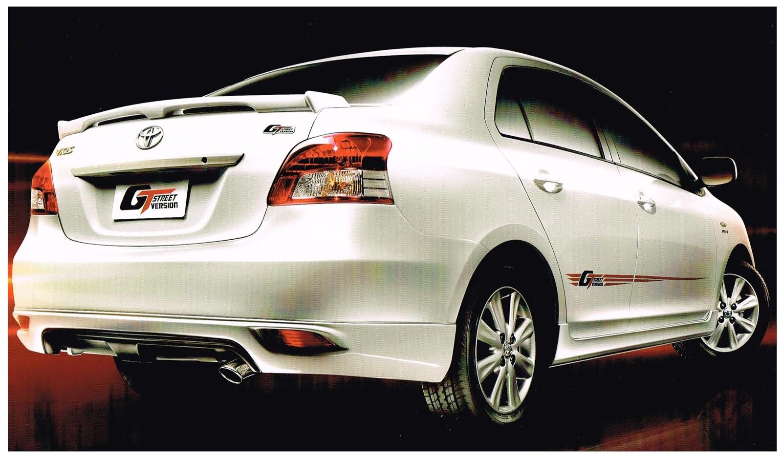 Harga New Yaris Trd Sportivo 2014 Kapasitas Oli Grand Avanza Toyota Genuine Accessories Vios Gt Street Version 08
