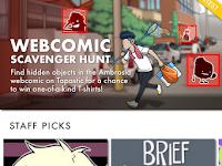 Tapastic Comics, Aplikasinya Komunitas Komik Indie