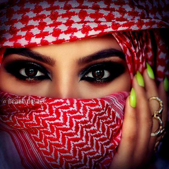 Arab girl dp