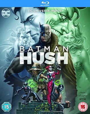 Batman Hush [2019] [BD25] [Latino]