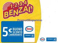 Logo Carrefour Benzai: ricevi come premio certo un buono carburante da 5,00€