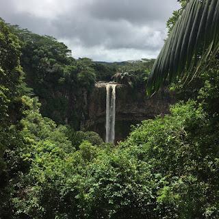 Mauritius Chamarel und Waterfalls