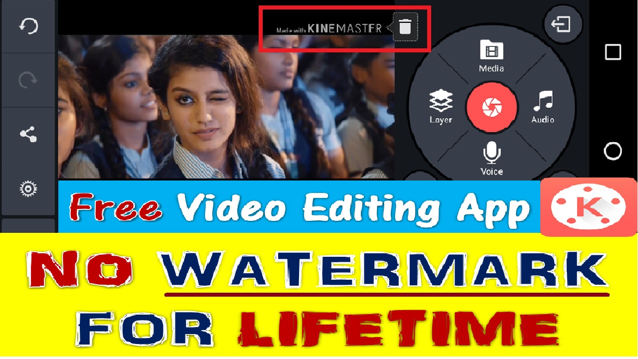 Download Free Kinemaster Pro Android App | No Watermark