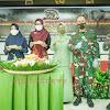 Peringatan HUT ke-75 Kesad, Kesdam Hasanuddin Adakan Syukuran